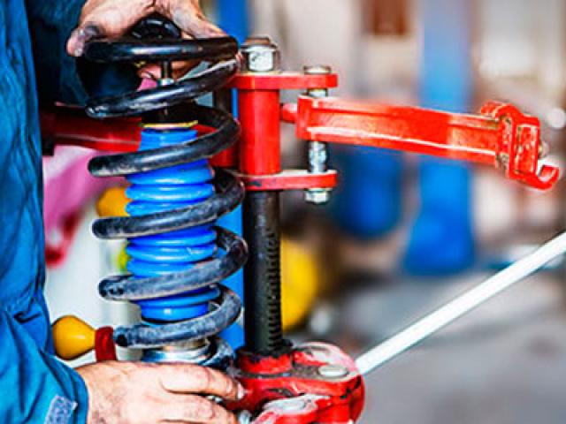 Reparación de sistemas mecánicos especializados